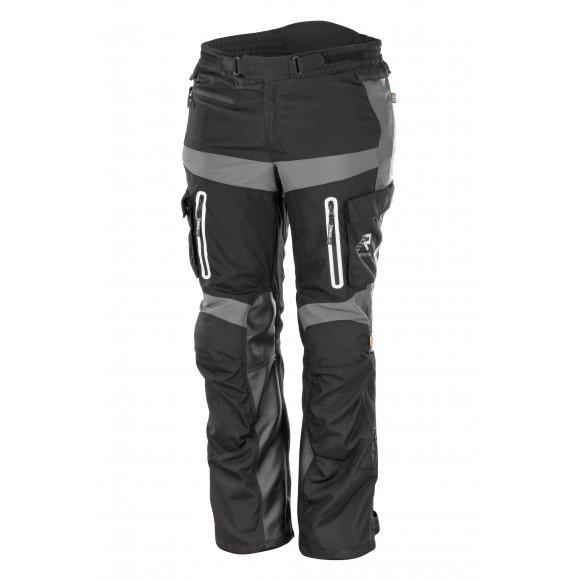 Motocyklové kalhoty Rukka Offlane tmavé