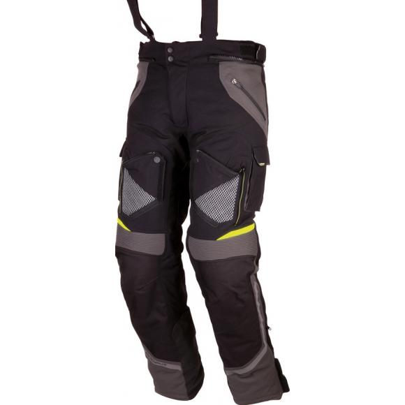 Motocyklové textilní kalhoty Modeka PANAMERICANA černé
