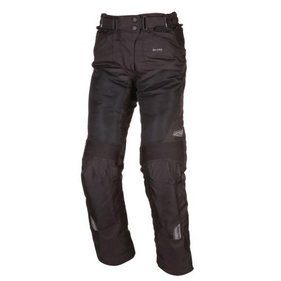 Letní motocyklové textilní kalhoty Modeka UPSWING černé