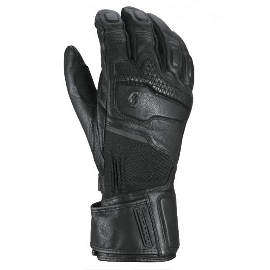 Motocyklové kožené rukavice SCOTT PRIORITY GT