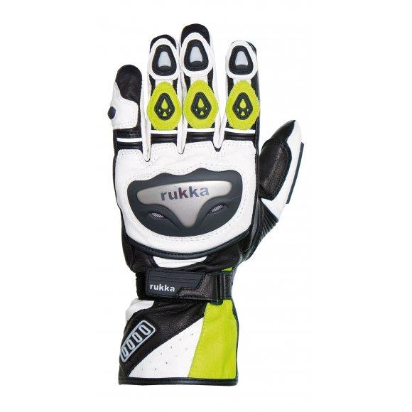 Motocyklové rukavice RUKKA ARGOSAURUS - RK15