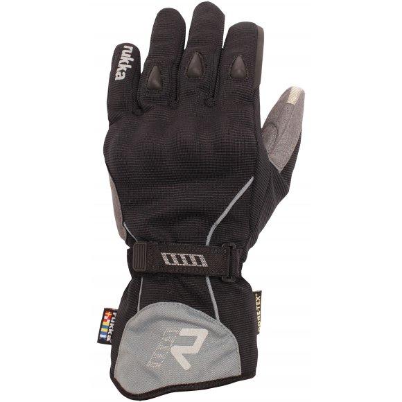 Motocyklové rukavice RUKKA VIRIUM - RK17-G