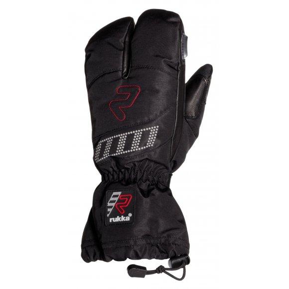 Motocyklové rukavice RUKKA GTX 3 FINGERS