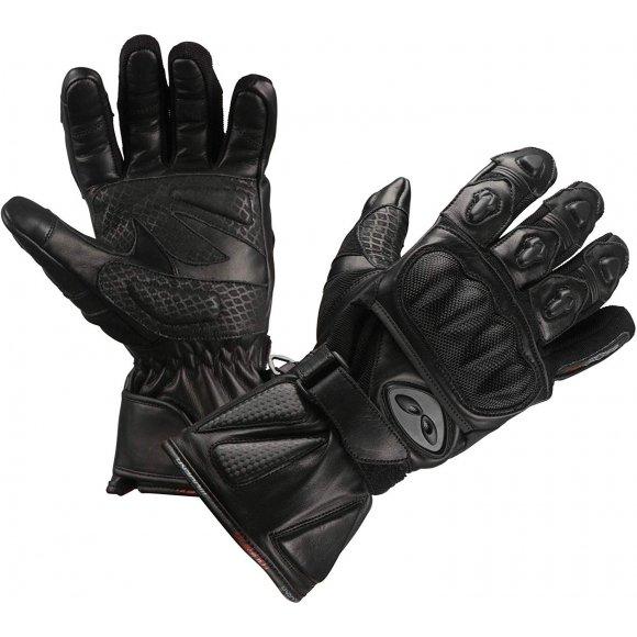 Motocyklové kožené rukavice Modeka Gobi Traveller II