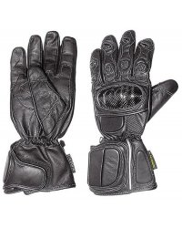 Motorcycle Leather Gloves Geneze RK 30