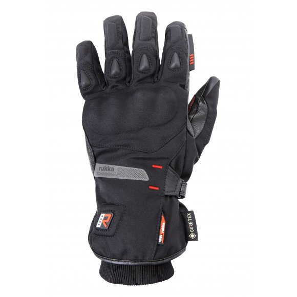 Motocyklové rukavice RUKKA ThermoG+
