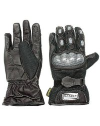 Motorcycle Leather Gloves Geneze RK 36