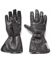 Leather Motorcycle Gloves Geneze RK 38