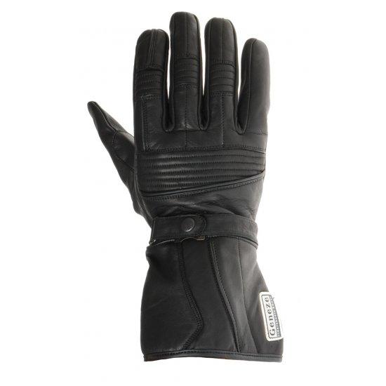 Motocyklové kožené rukavice Geneze - RK38