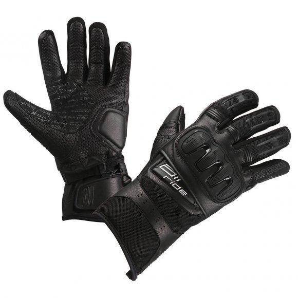 Motocyklové kožené rukavice Modeka Air Ride Lady