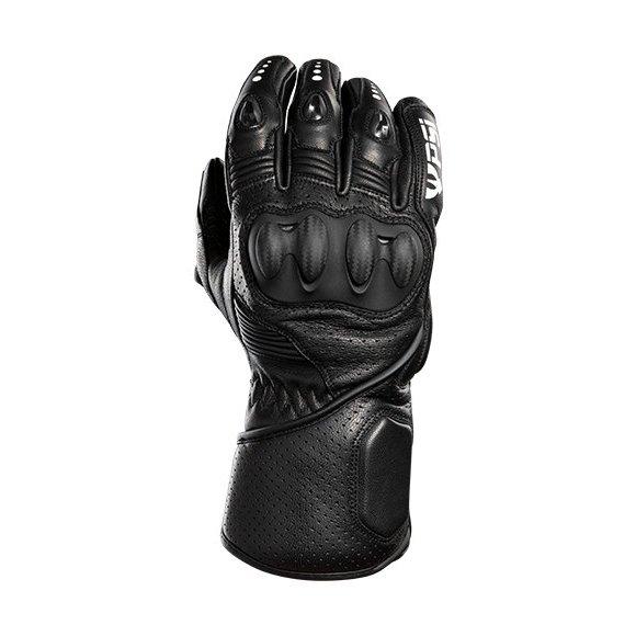 Motocyklové kožené rukavice PSÍ Coste