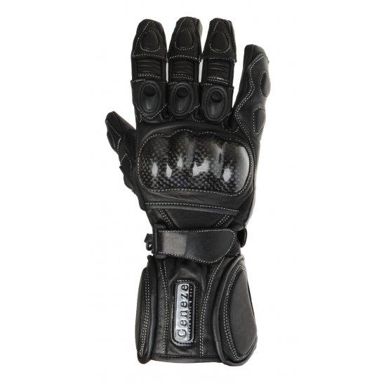 Motocyklové kožené rukavice Geneze - RK42