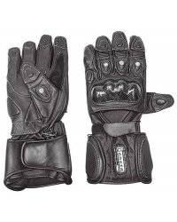 Motorcycle Leather Gloves Geneze RK 42
