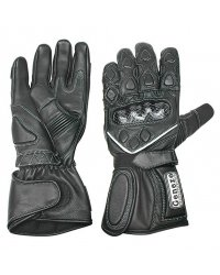 Motorcycle Leather Gloves Geneze RK 45