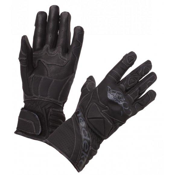 Motocyklové kožené rukavice Modeka LADY