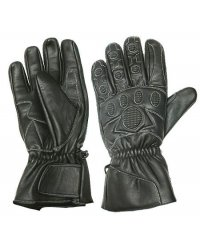 Motorcycle Leather Gloves Geneze RK 55