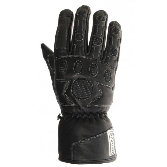 Motocyklové kožené rukavice Geneze - RK55