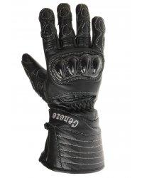 Motocyklové kožené rukavice Geneze - RK57