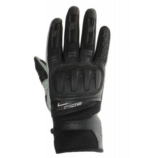 Motocyklové kožené rukavice Modeka AIR RIDE - RK63