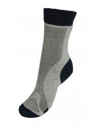 Funkční antibakteriální ponožky se stříbrem - PO08