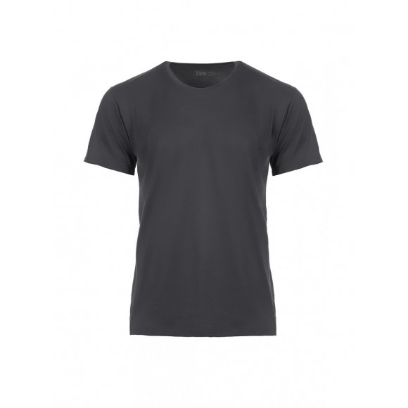 Bavlněné tričko CityZen šedé