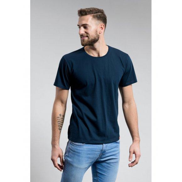 Bavlněné tričko CityZen navy