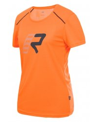 Dámské funkční tričko RUKKA ALEXA oranžové - TTR043