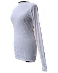 Funkční tričko se stříbrem, dlouhý rukáv, unisex - TTR08