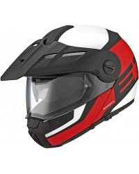 Enduro vyklápěcí přilba SCHUBERTH E1 Guardian Red