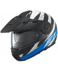 Enduro vyklápěcí přilba SCHUBERTH E1 Hunter Blue