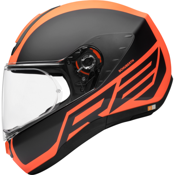 Integrální přilba SCHUBERTH R2 Traction Orange