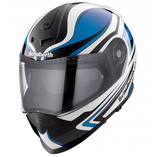 Integrální přilba SCHUBERTH S2 Sport Tech White Blue