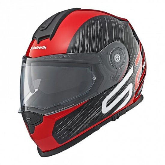Integrální přilba SCHUBERTH S2 Sport Drag Red