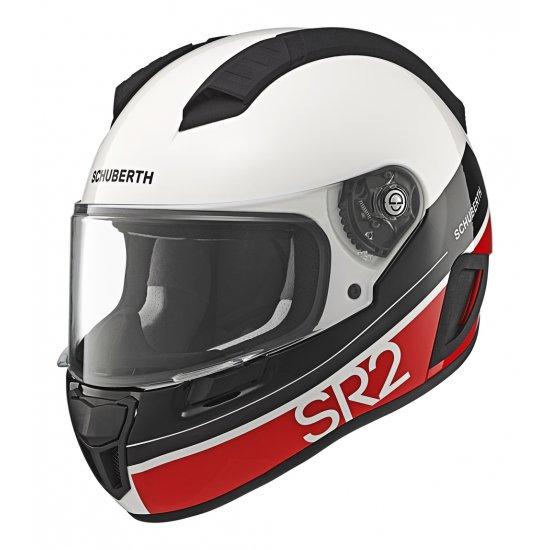 Integrální přilba SCHUBERTH SR2 Formula Red