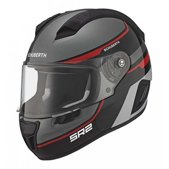 Integrální přilba SCHUBERTH SR2 Lightning Red