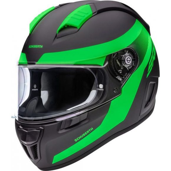 Integrální přilba SCHUBERTH SR2 Resonance Green