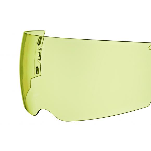 Náhradní žlutá sluneční clona pro SCHUBERTH M1, C3 Pro, S2, E1