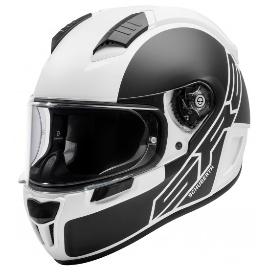 Integrální přilba SCHUBERTH SR2 Traction White