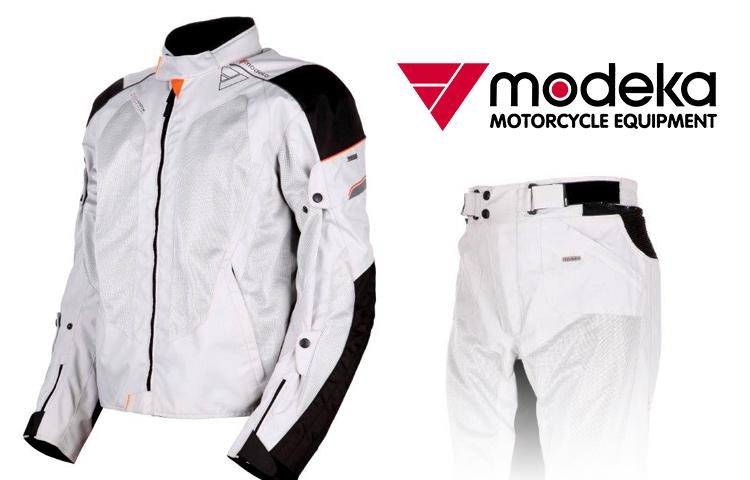 6090304417b Našimi zákazníky je velmi dobře hodnocený a doporučovaný letní set bundy a  kalhot od německé Modeky jménem UPSWING. Tento set nabízí zcela perfektní  větrání ...