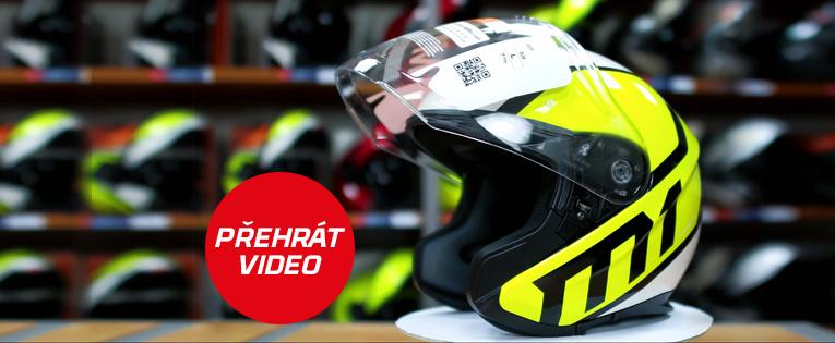 otevřená helma