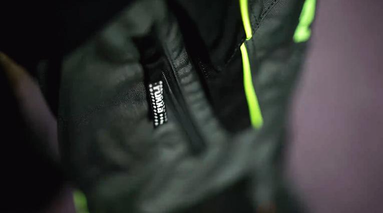 Moto kalhoty