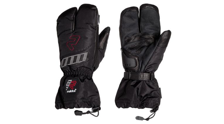 Moto rukavice RUKKA GTX 3 FINGERS
