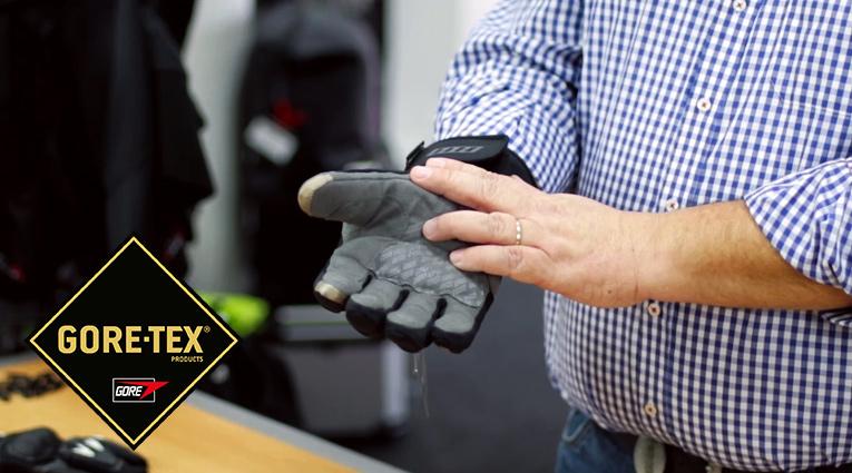Moto rukavice RUKKA VIRIUM