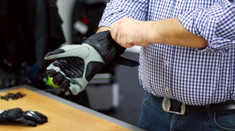 Moto rukavice MODEKA AIR RIDE