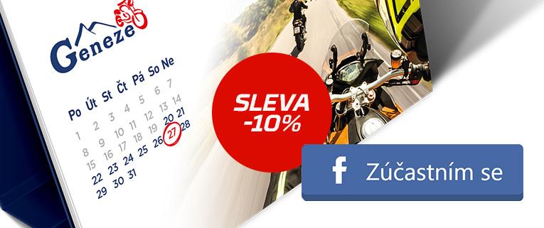 0c6b7224c3c Blíží se Šťastná sobota a s ní i sleva 10% na vaše nové moto ...