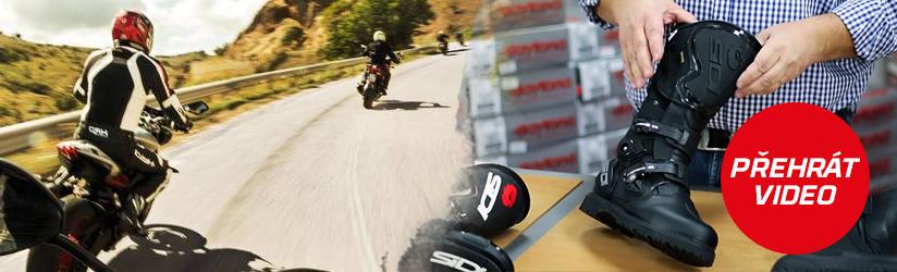 Boty na motorku – Jaké se hodí k vašemu stylu jízdy?