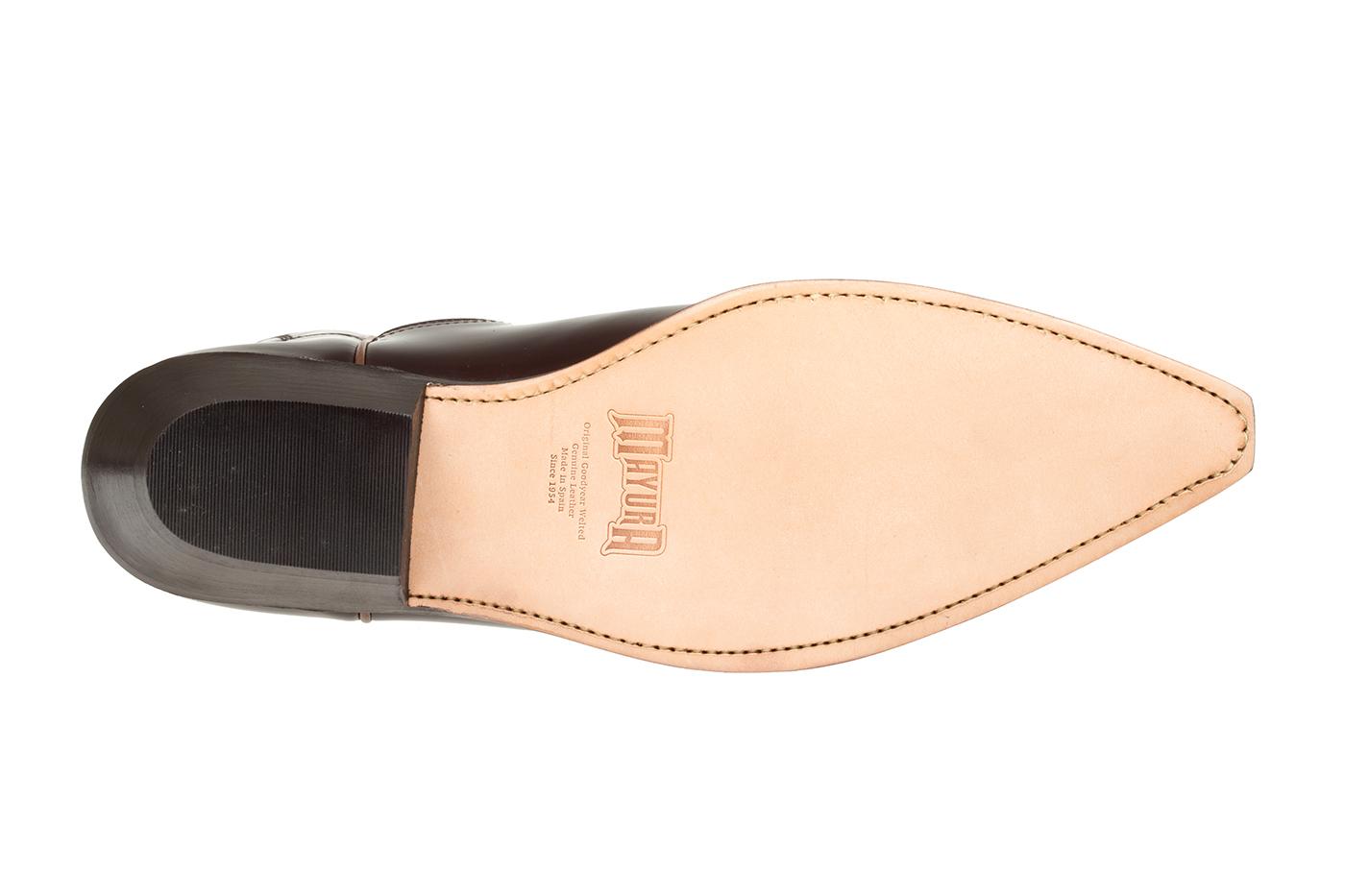 Westernová obuv Koně Mayura - K420 375b742767